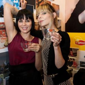 Sadie Frost's Kate-free Show