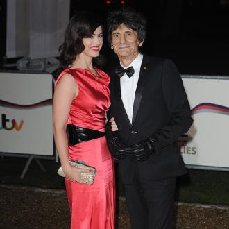 Ronnie and Sally Wood's first date was Paul McCartney's wedding