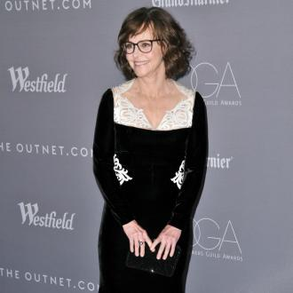 Sally Field Arrested At Jane Fonda's Climate Change Protest