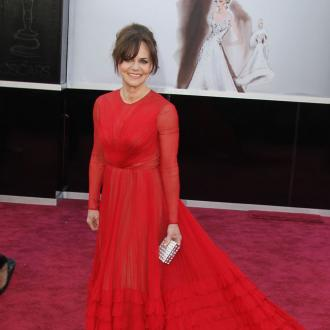 Sally Field Crippled By Shyness