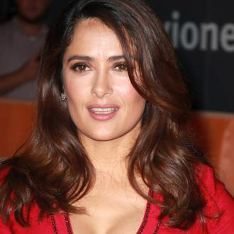 Salma Hayek wants girls to feel 'unique'