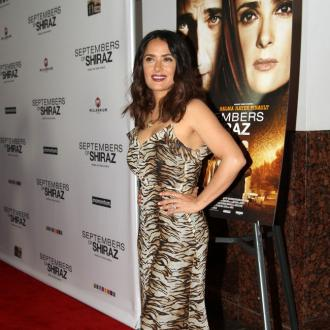 Salma Hayek's space dreams