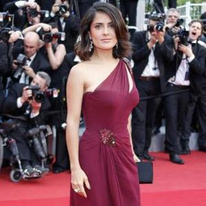 Salma Hayek Considered Having A Child Alone