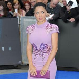 Salma Hayek's Romantic Marriage