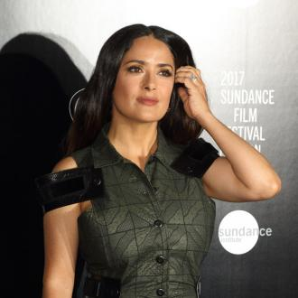 Salma Hayek feels others' pain