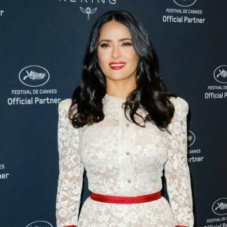 Salma Hayek 'doesn't care' about getting older