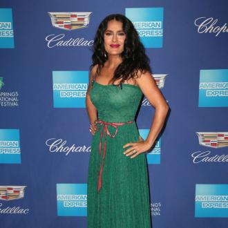 Salma Hayek's worries over daughter's resilience
