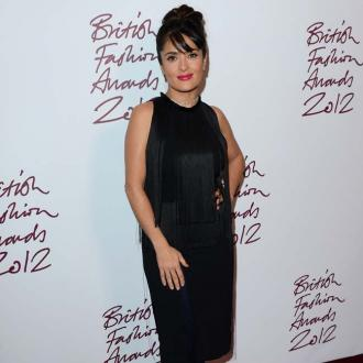 Salma Hayek: 'Motherhood is a challenge'