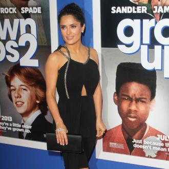 Salma Hayek Suffered From Stage Fright