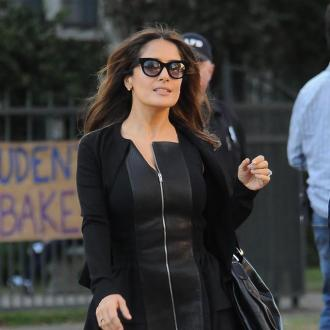 Salma Hayek Searching For Perfect London Pad