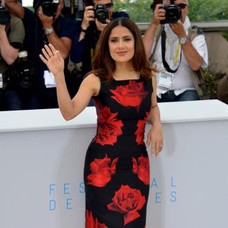 Salma Hayek drinks bone broth for youthful skin