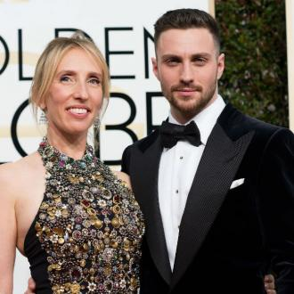 Aaron Taylor-Johnson and Amy Adams' daughters have sleepover