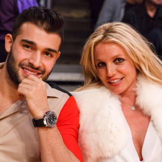 Britney Spears spending time with boyfriend