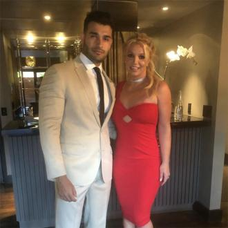 Britney Spears and Sam Asghari make red carpet debut