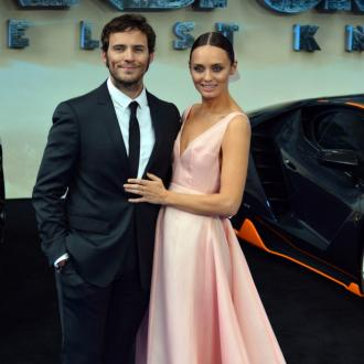 Sam Claflin says 'fate' introduced him to Laura Haddock