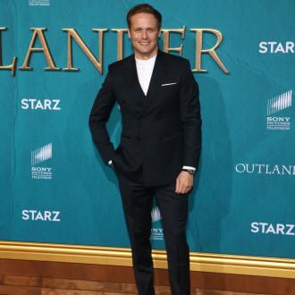 Sam Heughan dreams of James Bond role