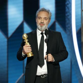 Sam Mendes shocked by Best Director Golden Globe