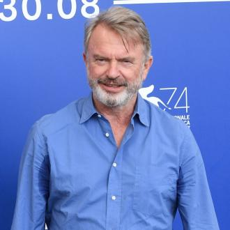 Sam Neill takes swipe at 'arid' Tinder