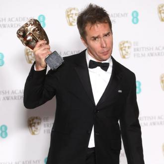 Sam Rockwell is 'eccentric'