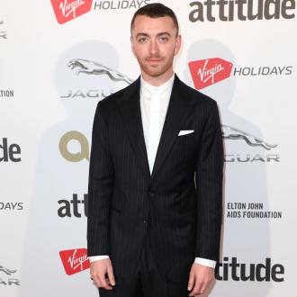 Sam Smith wants Stevie Wonder collaboration