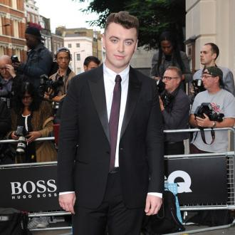Sam Smith's 'really happy' with Brandon Flynn