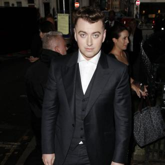 Sam Smith Got A 'Lovely Response' From His Muse