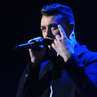Sam Smith In Awe Of Kim Kardashian
