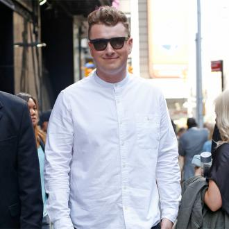 Sam Smith got with boyfriend at Taylor Swift's party?