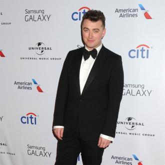 Sam Smith Celebrates Grammy Wins With Burger
