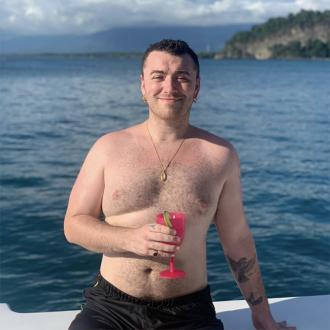 Sam Smith spent their whole life 'hiding their body from the sun'