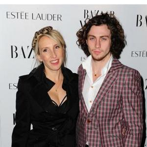 Aaron Johnson And Sam Taylor-wood Tie The Knot