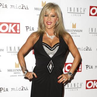 Samantha Fox wears wigs to avoid attention