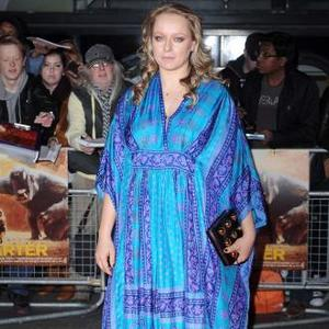 Samantha Morton: Being A Working Mother Is Hard
