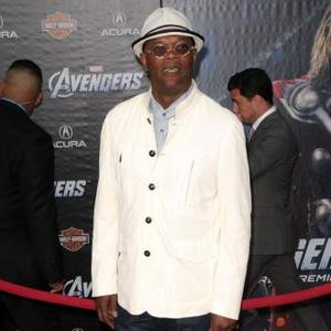 Samuel L Jackson Doesn't Miss Wife