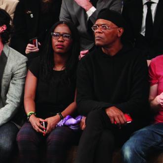 Samuel L. Jackson Attends Superdry Show