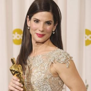 Co-parent Sandra Bullock