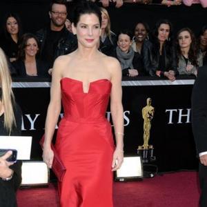 Festive Film Fan Sandra Bullock