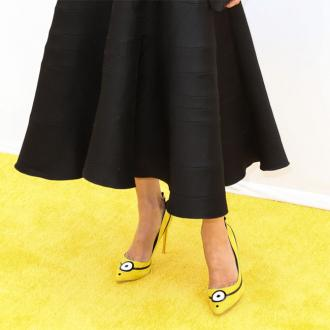 Sandra Bullock's Minion shoes to be auctioned off
