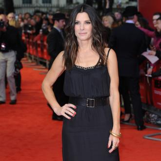 Sandra Bullock to cut back on acting when son starts school