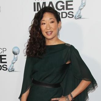 Sandra Oh gives 'less f**ks' now she's older
