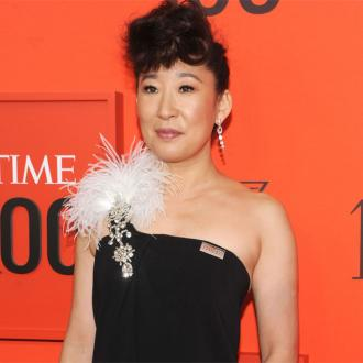 Sandra Oh reconnects with old friends during lockdown