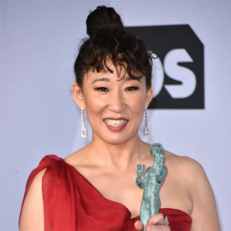 Sandra Oh 'totally used' to being only Asian on set