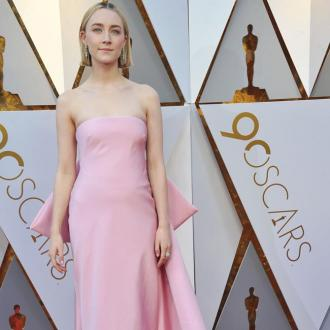 Saoirse Ronan mentored by Greta Gerwig