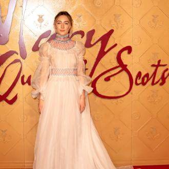 Saoirse Ronan says playing Queen Mary gave her 'strength'