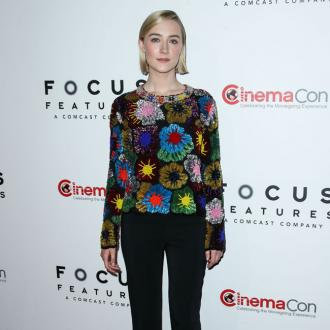 Saoirse Ronan plans to have a dog before a baby