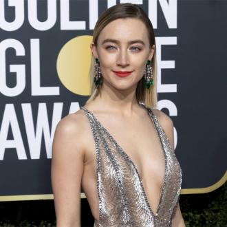 Saoirse Ronan 'terrified' of messing up