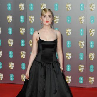 Saoirse Ronan's dress used discarded satin