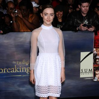 Saoirse Ronan Challenged By The Host