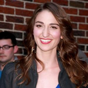 Sara Bareilles Loves English Accents