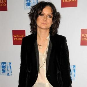 Sara Gilbert Spotted Holding Hands With Linda Perry